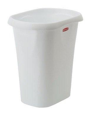 Rubbermaid Wastebasket Open Basic 12 Qt. 13.5