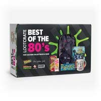 "Loot Crate Best of The 80's "" A Box of"