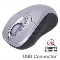 Usb Ps2 Optical Scroll Mouse - 6
