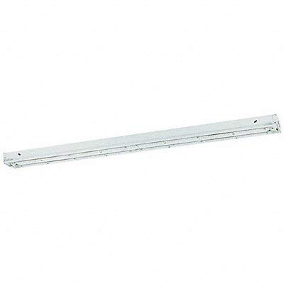 Columbia Lighting LCS8-40ML-EDU Series LCS Open LED Striplight, White ()