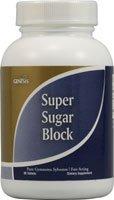 Genesis Nutrition Super Sucre Block - 90 comprimés (Quantité de 4)