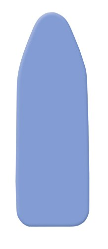 WENKO 1160993100 Bügeltischbezug Universal Keramik Blau - Hightech Hitzereflexion, Easy Glide, Universalgröße für S bis XXL, 100 % Baumwolle, Blau