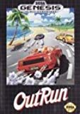 Outrun - Sega Genesis