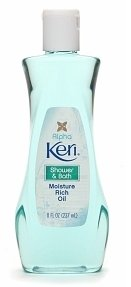 Kericure Keri Shower and Bath Oil, 8 (Keri Moisturizing Moisturizer)