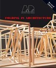 Folding in Architecture: Architectural Design Profile 102 by Greg Lynn (1995-11-29)