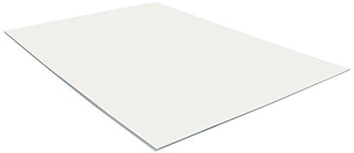 Readi-Board  20'' x 30'' x 3/16'' Foam Board, 25 Count, White by Readi-Board