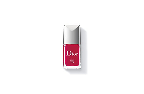 Christian Dior Vernis Couture Color Gel Shine and Long Wear Nail Lacquer Polish, No. 775 Star, 0.33 Ounce