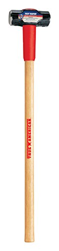 Ames True American Sledge 36'' Hickory Handle, 8 lb by ''Ames''