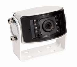 Voyager VCCS150 Waterproof Rear View CCD Color Camera, 150° Wide Angle Lens, 2.7W x 1.7H x 5D, Black