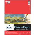 Canson Foundation Canva-Paper Pad 9X12 ()