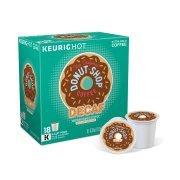 The Original Donut Shop Decaf Keurig Single-Serve K-Cup Pods, Medium Roast Coffee, 18 Count (Packaging May Vary) (Cups Donut Decaf K)