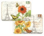 4-Sunflower-Postcard-Placemats