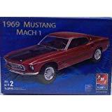 AMT 38219 1969 Mustang Mach 1 -