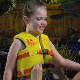 TRC Recreation Kid's Super Soft Vinyl Vest, Yellow, X-Small