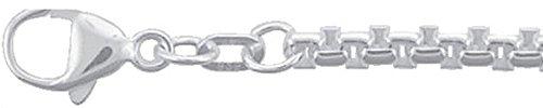 VENEZIA Chaîne en Argent Sterling 92570cm