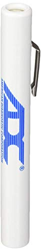 ADC 351P Adlite Disposable Penlight w/Pupil Gauge (6 Pack) ()