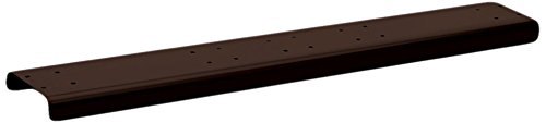 picture of Salsbury Industries 4884BRZ Spreader 4 Wide for Rural and Townhouse Mailbox, Bronze