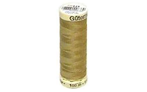 """Gutermann Petaloo P1839-051 Penny Lane Mini Pearl Daisies (40 Pack), 0.75"""", Antique Peach"""