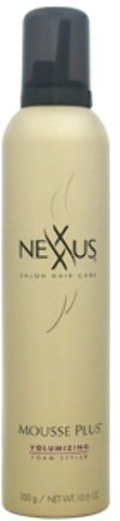 (Nexxus - Mousse Plus Volumizing Foam Styler (10.6 oz.) 1 pcs sku# 1897788MA )