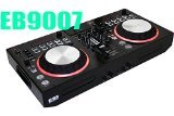 EMB Professional EB9007 DJ Mixer With Dual USB/SD/MP3/CD Player 2 Jog Wheels Scratching+Controlling - Dual Cd Dj Mixer