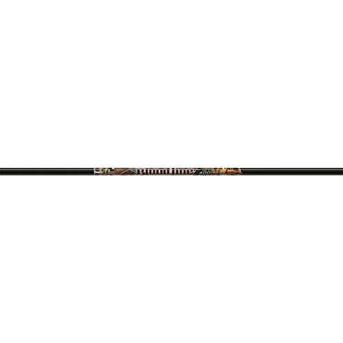 Easton 718780 Bloodline Arrow Shafts, Black