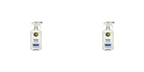 ((2 PACK) - Earth/F Window Cleaner - Vinegar | 500ml | 2 PACK - SUPER SAVER - SAVE MONEY)