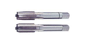 2Stk M 14x1,25 MF HSS DIN13 Rechts Rechtsgewinde NEU /& Original M14x1,25 Hand-Gewindebohrer Set Satz