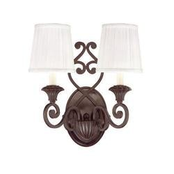 Savoy House 9-4526-2-05 Berkshire 2 Light Sconce Oiled Copper 2 - C ()