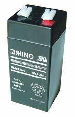 - Repl Solar Battery