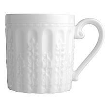Bernardaud Louvre White Mug