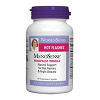 MenoSense, 180 VCaps by Natural Factors (Pack of 3)