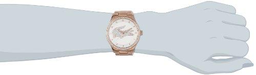 Lacoste-Damen-Armbanduhr-Analog-Quarz-Edelstahl-2000828