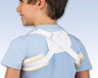 FLA Orthopedics Infant & Pediatric Clavicle Support Brace Infant by FLA Orthopedics