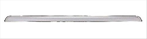 OE Replacement GMC Sierra Hood Panel Molding (Partslink Number GM1235109) (Molding Replacement Hood)