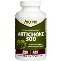 Jarrow Formulas Artichoke 500, 500 mg., 180 Capsules