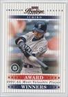 Ichiro Suzuki #725/2,001 (Baseball Card) 2003 Playoff Prestige - Award Winners #AW-5 - 2003 Playoff Prestige Award