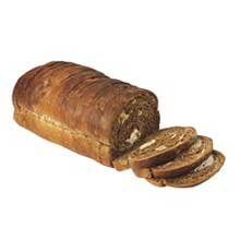 European Bakers Thick Sliced Seeded Marble Rye, 5/8 inch -- 8 per case. by Flowers Foods (Image #1)