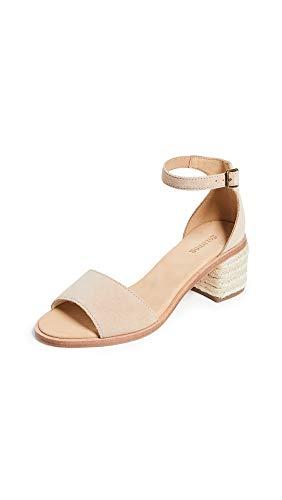 (Soludos Women's Capri Block Heel Sandals, Blush, Pink, Tan, 5 M US)