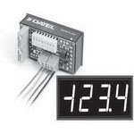 4-20Ma Input 3.5 Digit Panel Meters With Full-Size Led Displays