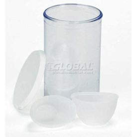Eye Flush Plastic Eye Cups, 6/Vial, (Pack of 25) (71069)