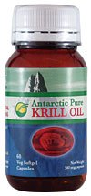 UPC 705105526706, 100% Pure Antarctic Krill Oil - 90 caps (SALE!)