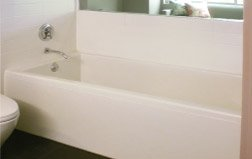 Hydro Systems SKI.ZEN Seamed Zen Skirt Bathtub Addition