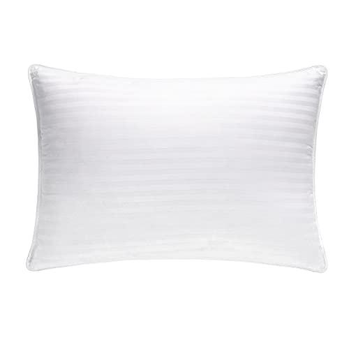 Komfort Kopfkissen 40x80 Hotel-Qualität Mikrofaser gefüllte Kissen geeignet für Allergiker