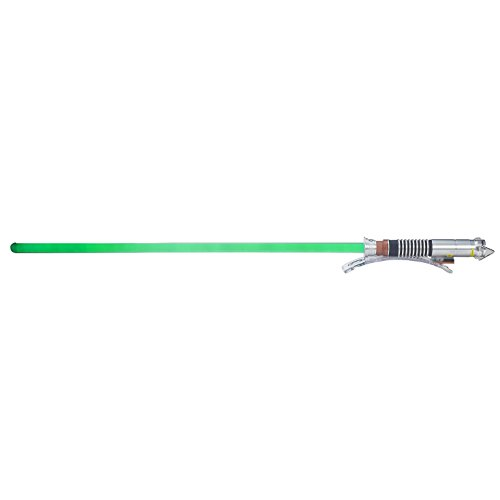Airhawk Star Wars Luke Skywalker Force FX Lightsaber Prop Replica Foam Battle Toys (Luke Skywalker Force Fx Lightsaber)