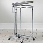 Clinton Industries Round Tilt Lid Hamper - Model H-41 - Each
