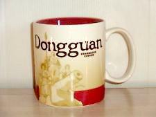 Starbucks Dongguan Global Icon Series Mug China 16 Oz
