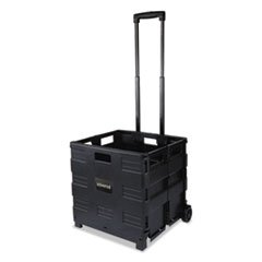 Universal Collapsible Mobile Storage Crate, 18 1/4