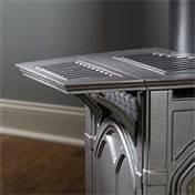 Empire Comfort Systems CSK-F Heritage VFP Vent-Free Cast Iron Stove Shelf Kit -