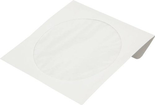100 Paper Sleeve Clear Window - 9