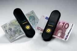 Bank Note Money Detector   Sterling Model By Cobolt Systems Ltd